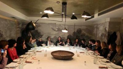Cena Balance el 9 de Enero con Helena Torras y Ana Rebollo