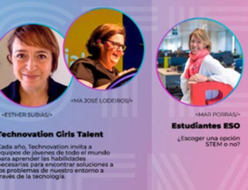 Women Evolution apoyando el talento femenino en las carreras Stem