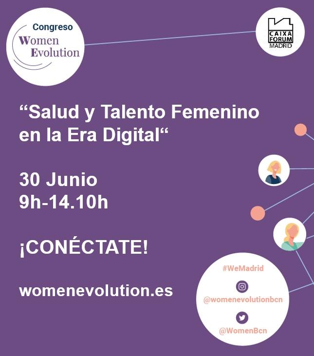 """""""Salud y Talento Femenino en la Era Digital"""""""